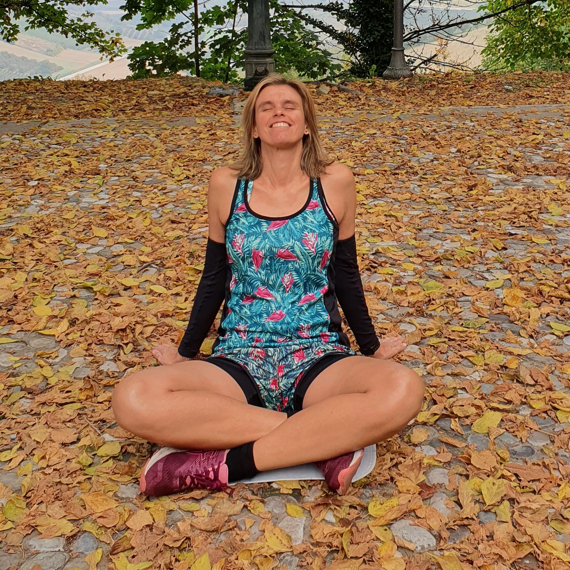 I colori dell'autunno nel parco del Castello Reale di Govone