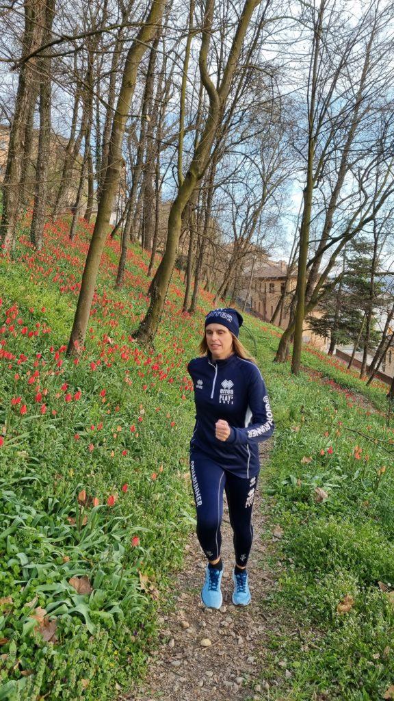 Tulipani nel parco del castello di Govone
