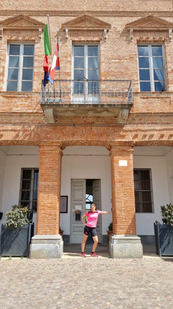 Il Palazzo Comunale di Revigliasco d'Asti