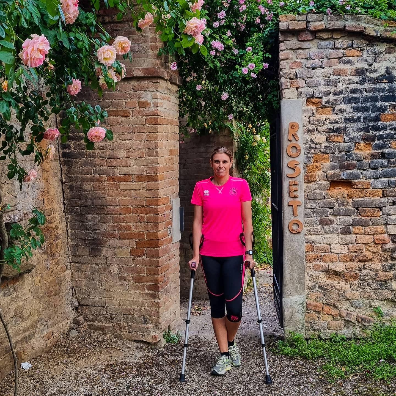 Lo spettacolo della fioritura nel Roseto del Castello Reale di Govone