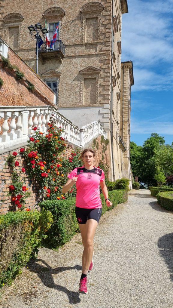 Fioritura delle rose nel Giardino dei Fiori a Govone