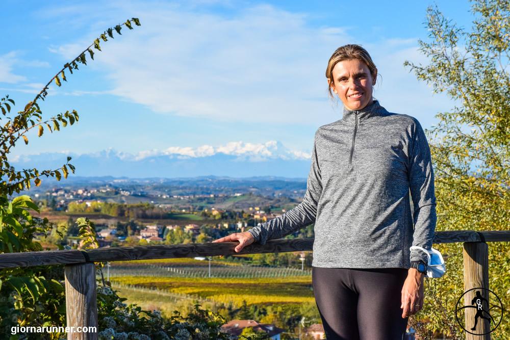 Cervino e Monte Rosa visti da Bricco Lù