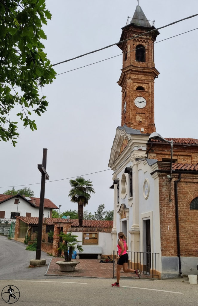 Torrazzo Cappella Santa Croce