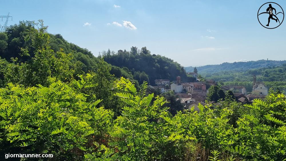 Panorama su Belveglio