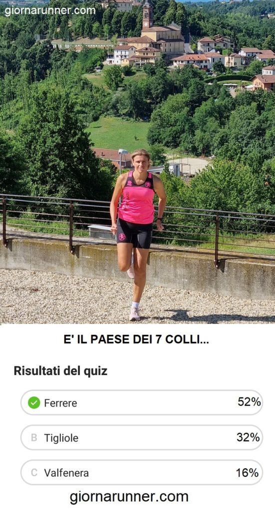 Quiz Ferrere 7 Colli