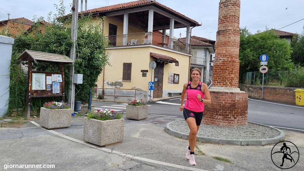 Corsa nella Riserva di Valleandona