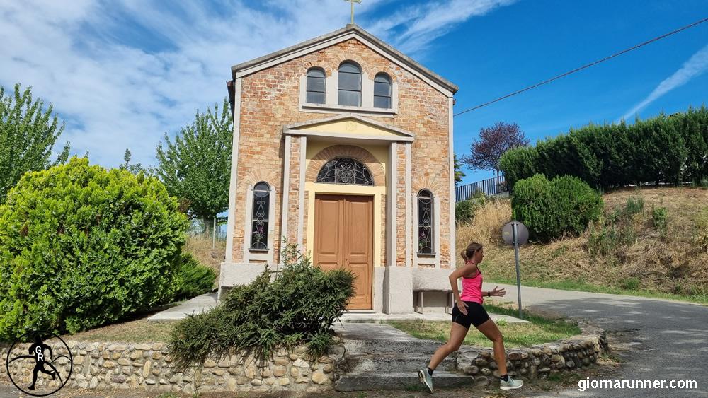 La Cappella di Roeto a Mombercelli