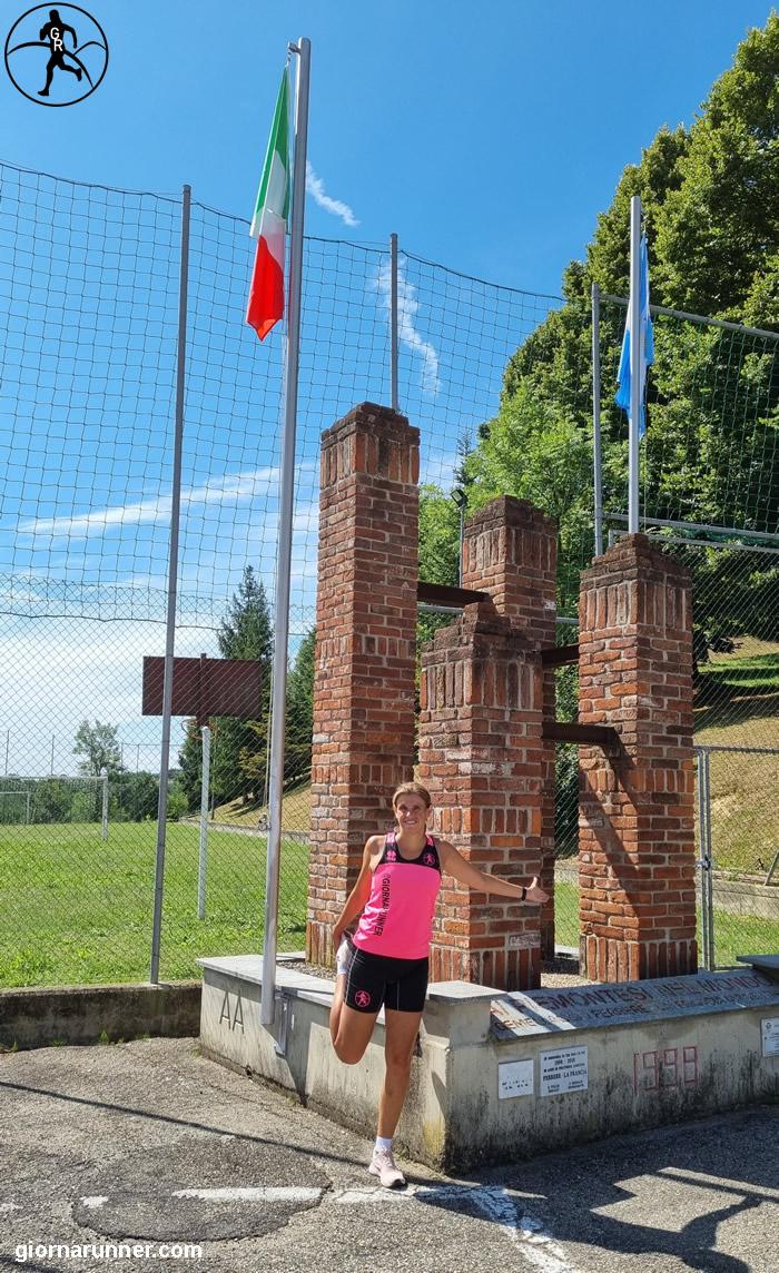 Il Monumento ai Piemontesi nel mondo a Ferrere