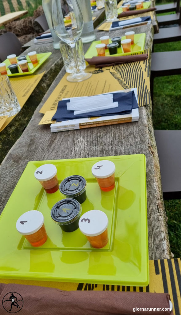 analisi sensoriale miele roero