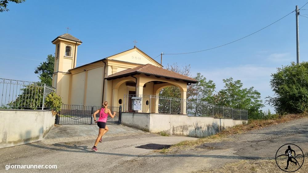 La cappella di San Secondo Martire