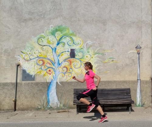 Street art in Celle Enomondo