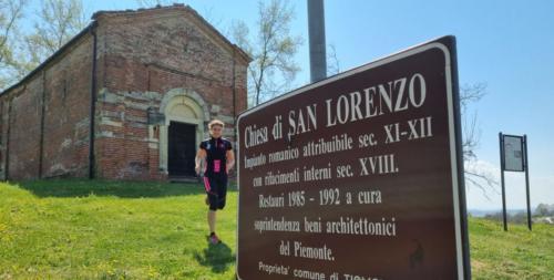 Chiesa Romanica di San Lorenzo a Tigliole d'Asti