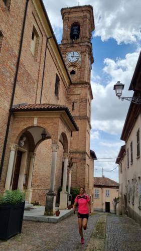 La chiesa parrocchiale di Revigliasco d'Asti