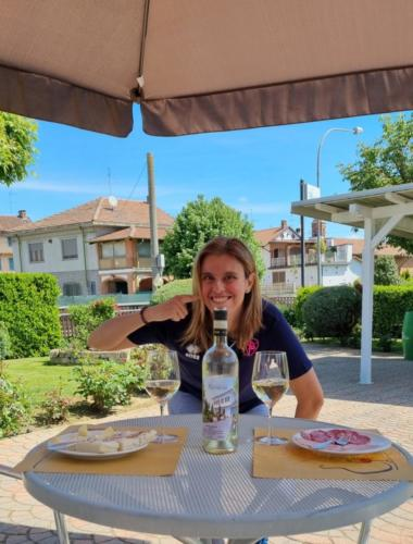 L'aperitivo da Mariuccia a Tigliole