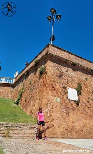 Nel Parco del Castello Reale di Govone