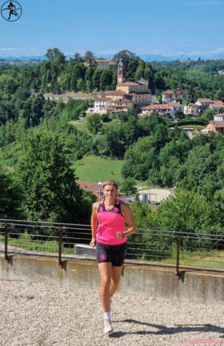 Vista dal Belvedere di Ferrere