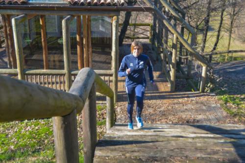 Il Parco Forestale dell'Alberone a Cocconato
