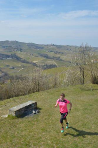 Correndo nella primavera... a Calosso