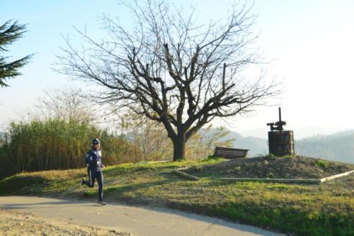 Punto panoramico e storico a Mombercelli
