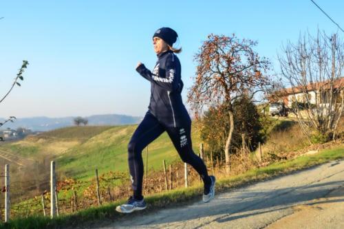 Correndo a Mombercelli